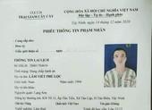 2 phạm nhân đang thụ án giết người đã trốn khỏi trại giam