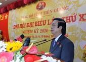 Ông Nguyễn Văn Danh tái đắc cử Bí thư Tỉnh ủy Tiền Giang