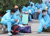 Ngày mai, tỉnh Long An sẽ đón người dân về quê