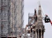 Pháp quyết khôi phục nhà thờ Đức Bà giống như trước khi cháy