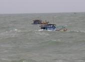 Phát hiện 38 người vượt biển về Việt Nam ăn Tết