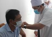 Ngày đầu Cà Mau tiến hành tiêm 600 liều vaccine COVID-19