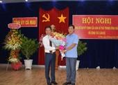 Giáo sư Lê Quân được điều động giữ chức Phó Bí thư Cà Mau