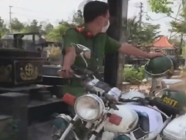 Đồng Nai: Tạm đình chỉ 2 lãnh đạo Đội CSGT liên quan clip