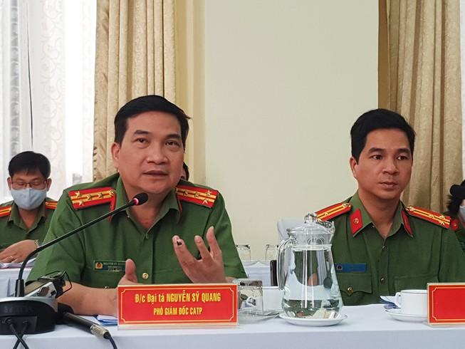 Công an TP.HCM nói về vụ bắt Tất Thành Cang