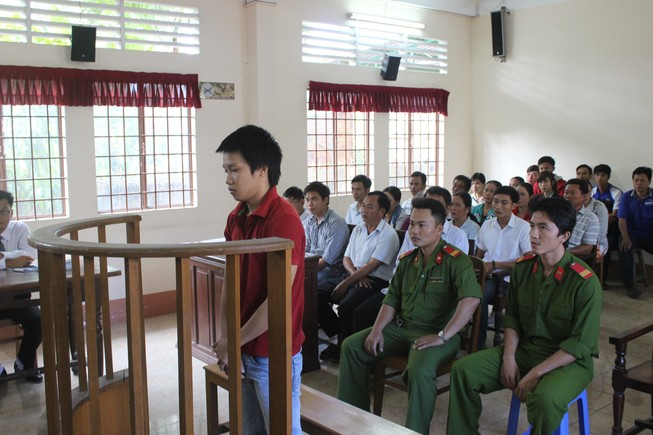 Nguyên trung sĩ xả súng ở Cần Thơ: Tổng hình phạt 9 năm, 9 tháng tù giam