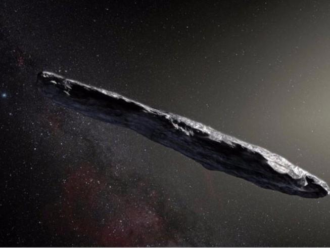 Quét vật thể lạ nghi công nghệ ngoài hành tinh