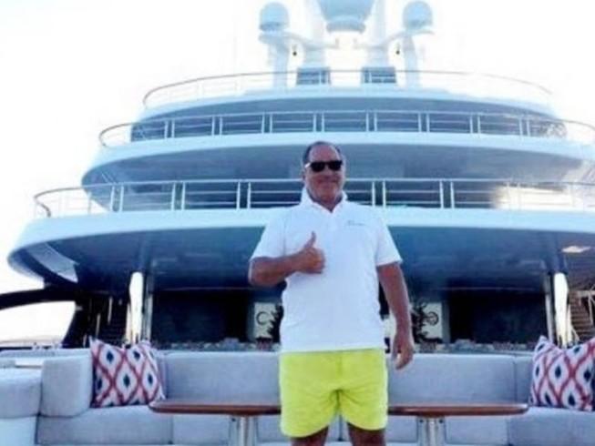 Tỉ phú Nga thua kiện, giao du thuyền 1/2 tỷ đô cho vợ cũ