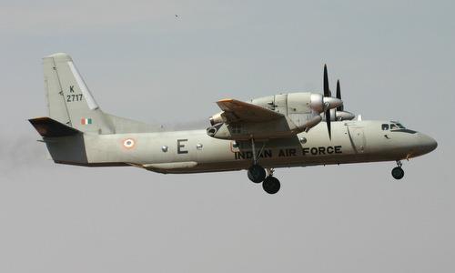 Rơi máy bay Ấn Độ, không một ai sống sót