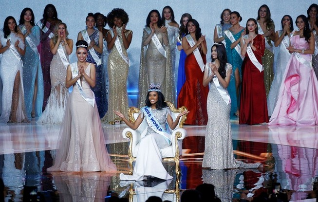 Jamaica đăng quang Miss World, Lương Thùy Linh dừng ở top 12