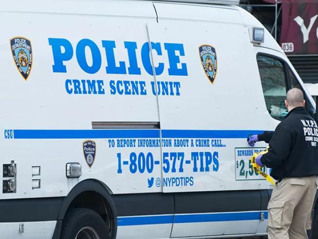 Cảnh sát New York. Ảnh: REUTERS