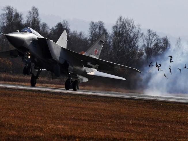 Hiện tiêm kích MiG-31 không còn được sản xuất nữa nhưng vẫn đang được quân đội Nga sử dụng. Ảnh: SPUTNIK