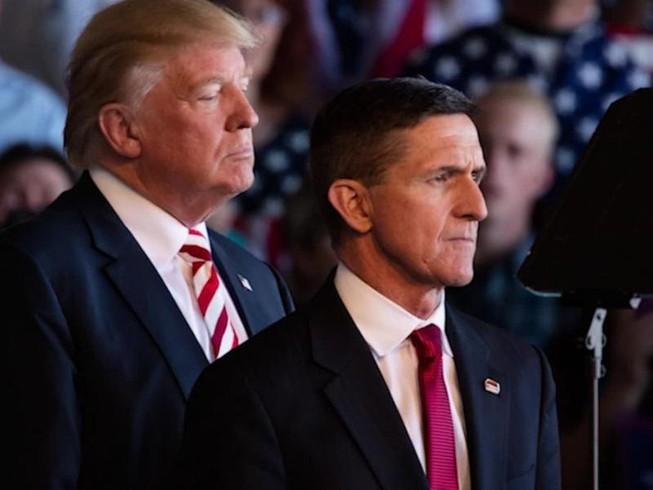 Ông Trump ân xá cho cựu cố vấn an ninh quốc gia Flynn