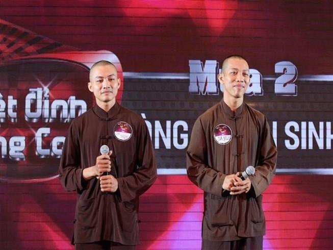 2 sư thầy 'triệu view'  không thuộc Giáo hội Phật giáo