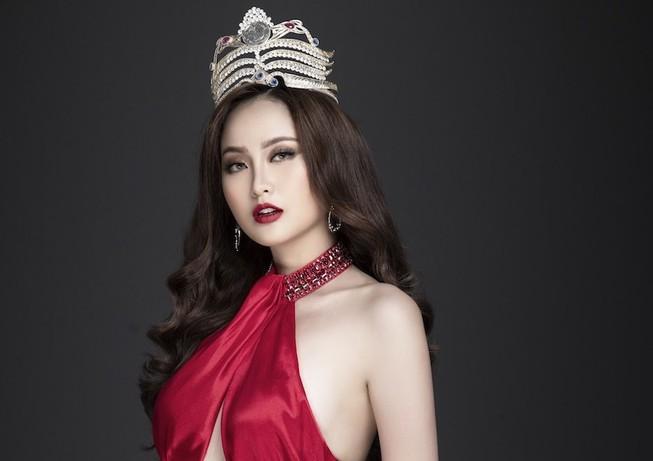 Khánh Ngân sexy tìm kiếm Nữ hoàng golf Việt Nam 2020