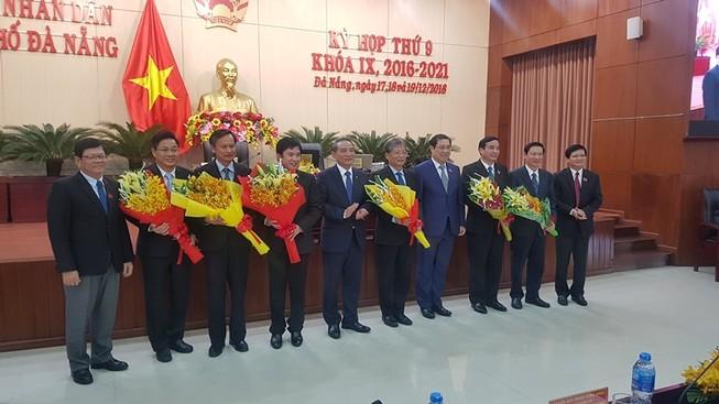 Ông Lê Trung Chinh làm Phó Chủ tịch UBND TP Đà Nẵng