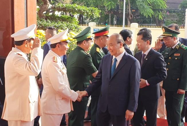 Thủ tướng thông tin những điều vui khi 'xông đất' Đà Nẵng