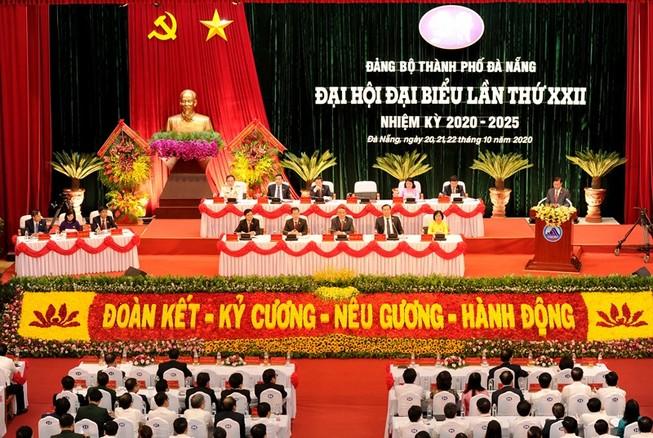 Đại hội Đảng bộ Đà Nẵng họp trù bị, hỗ trợ đồng bào miền Trung