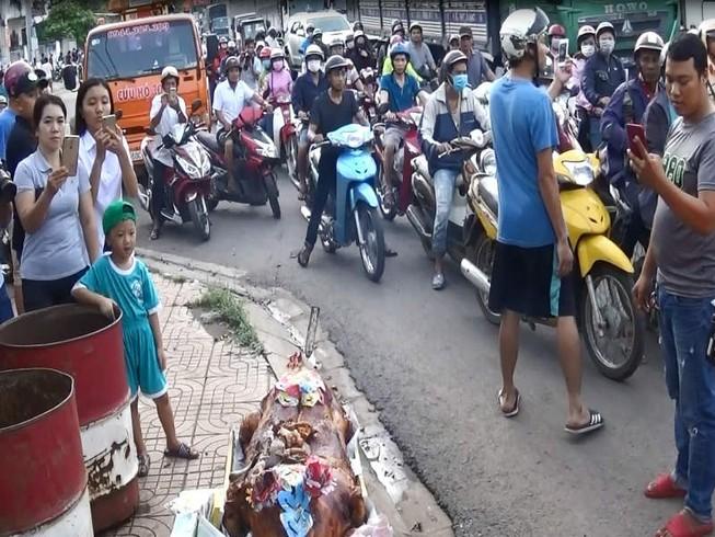 Tài xế lại gây náo trạm thu phí tuyến tránh Biên Hòa