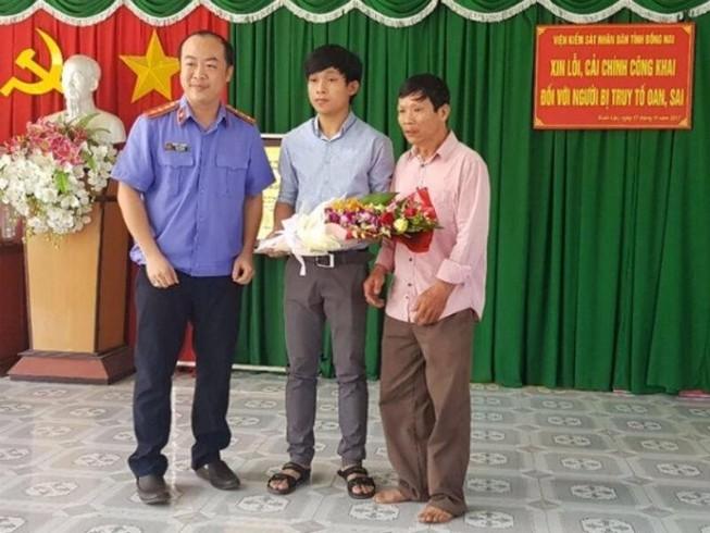 Truy tố oan, Viện kiểm sát Đồng Nai ra hầu tòa