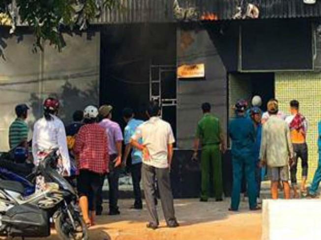 Nhà hàng ở Đồng Nai cháy kinh hoàng, 6 người tử vong