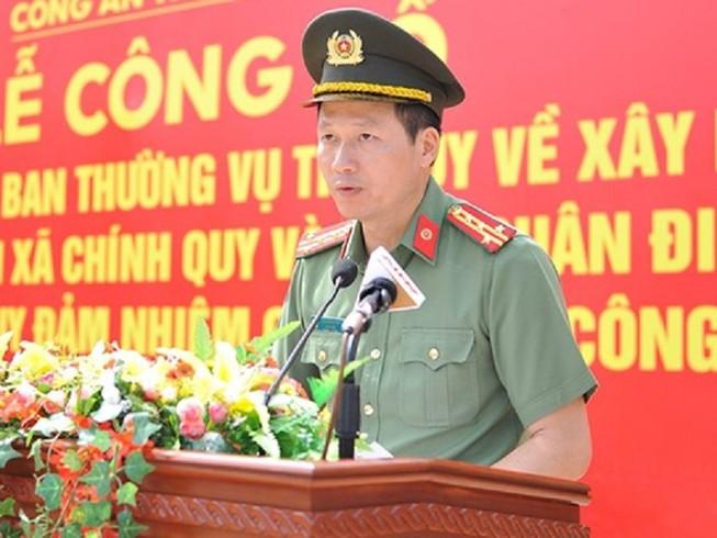 Công an tỉnh Đồng Nai có tân giám đốc