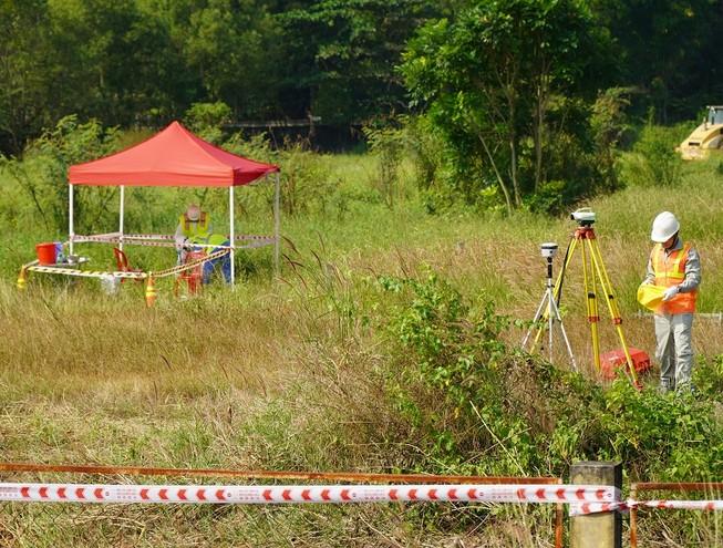 Bắt đầu xử lý sân bay ô nhiễm dioxin nặng nhất ở Việt Nam