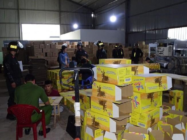 Bắt khẩn cấp Trần Minh Hải vụ nước ngọt dỏm ở Đồng Nai
