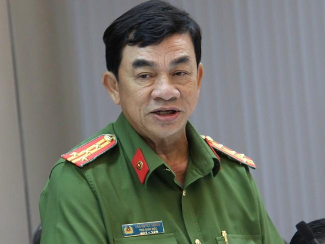 Nhiều CSGT Đồng Nai chuyển công tác về phường, xã