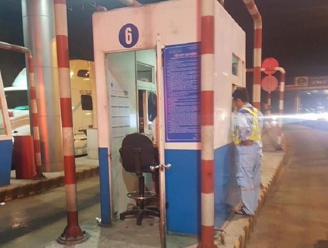 Đồng Nai: Xông vào cabin giật tiền trạm thu phí cao tốc
