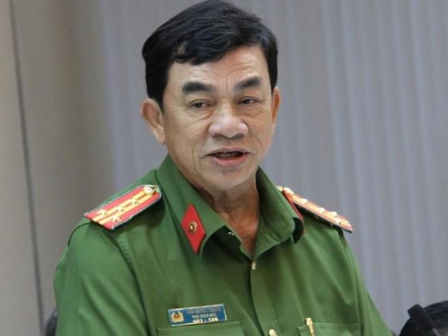 Điều chuyển 53 cảnh sát giao thông Đồng Nai về huyện, xã