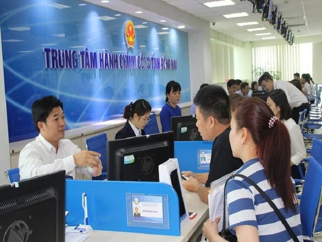 Trung tâm hành chính công tỉnh Đồng Nai dời về địa chỉ mới