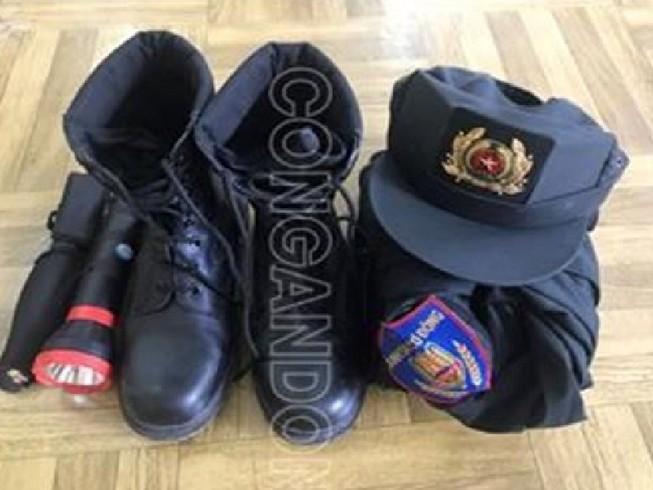 Đồng Nai: Giả danh cảnh sát để lấy oai với bạn gái