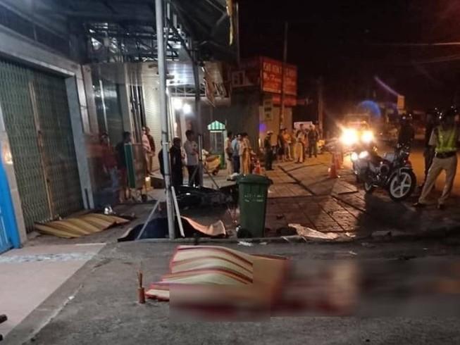 Đồng Nai: 3 thanh niên bị tai nạn chết tại chỗ
