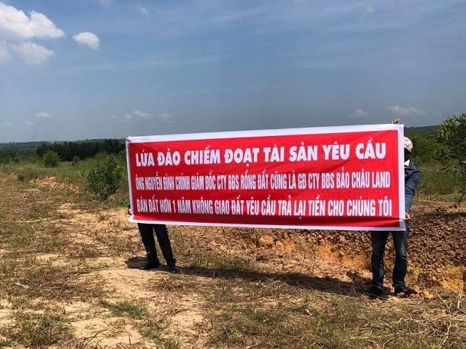 Tìm bị hại vụ 'dự án ma' của Công ty bất động sản Rồng Đất