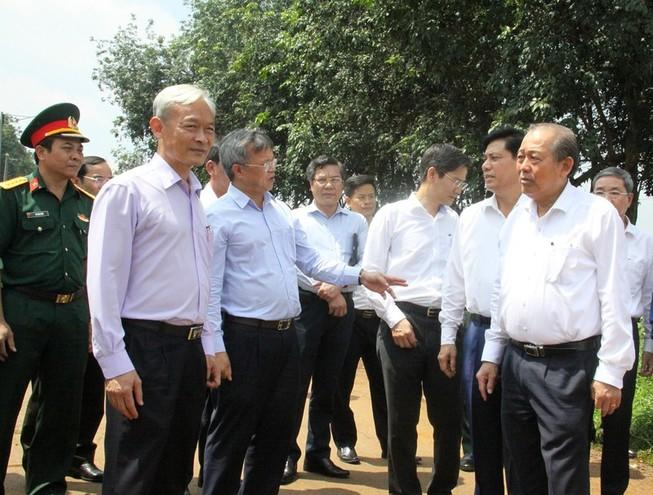 Trong tháng 12 khởi công xây dựng sân bay quốc tế Long Thành