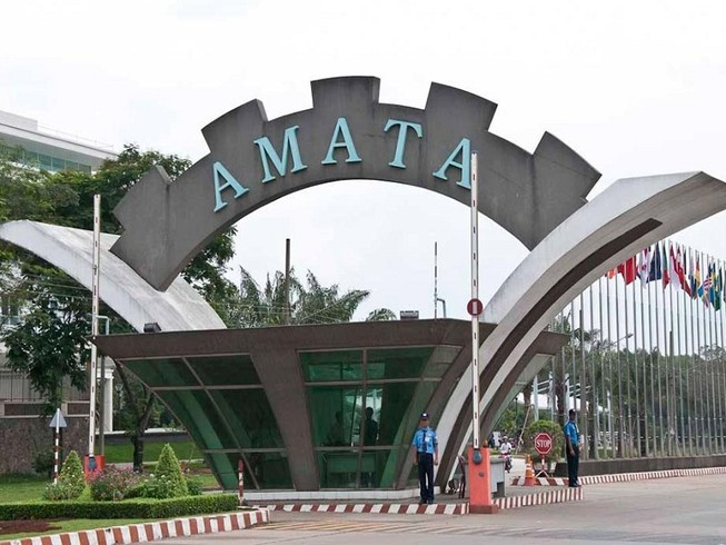 Đồng Nai: Gỡ khó 4 dự án cho Công ty Đô thị Amata Biên Hòa