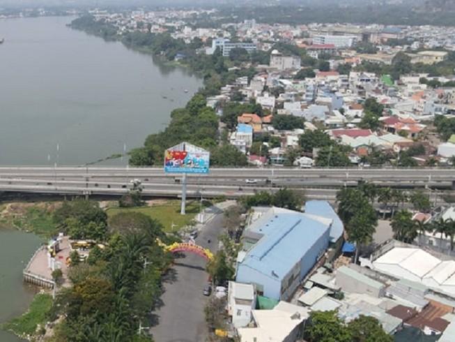 Đồng Nai xây hầm chui hơn 300 tỉ nối đường ven sông