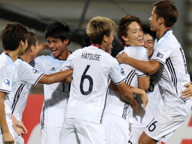 U-19 Việt Nam 0-3 U-19 Nhật: Uchimaru quá 'cáo già'