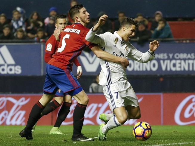 Zidane rùng mình nghĩ đến viễn cảnh Real thua 0-2