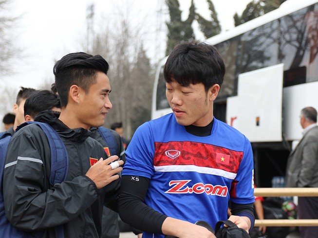 Đội tuyển Việt Nam tại Dushanbe: Ấm cúng như ở nhà