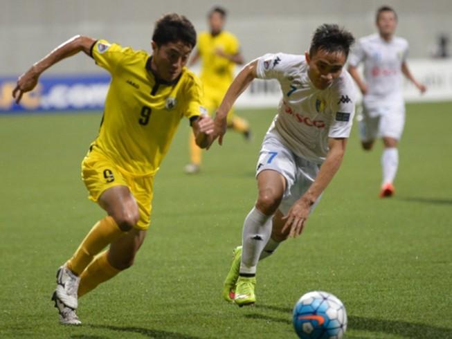 Thắng Tampines Rovers, Hà Nội FC lên đầu bảng G