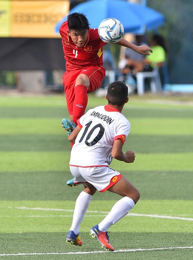 Đánh bại Đông Timor, Việt Nam toàn thắng vòng bảng