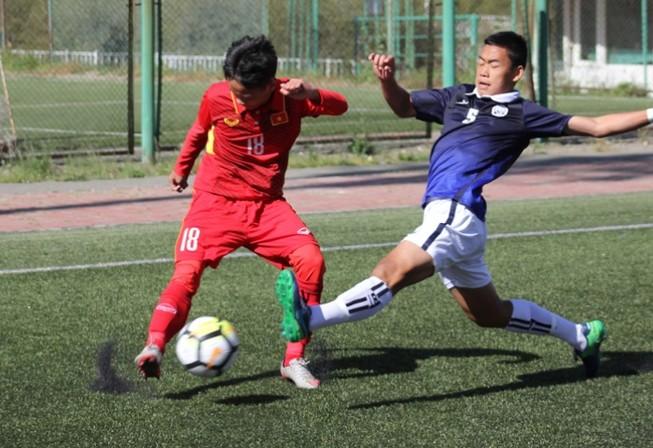 U-16 Indonesia là… tốt nhất