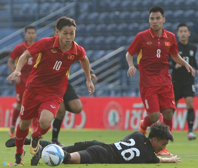 Thua U-23 VN, U-23 Thái muốn 4 điểm vào vòng knock-out