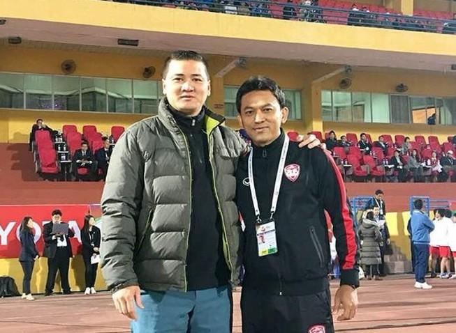 Cựu tiền vệ HA Gia Lai dẫn quân đối đầu Sanna Khánh Hòa