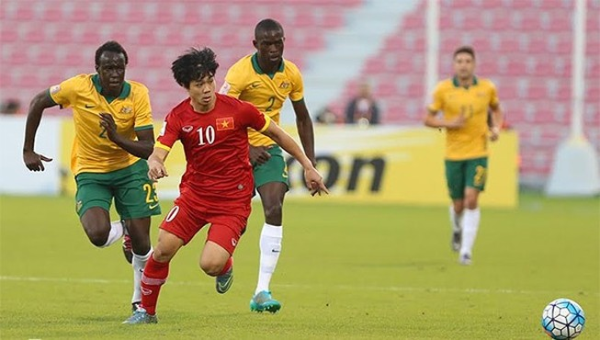 Thử tính cho U-23 Việt Nam 4 điểm?