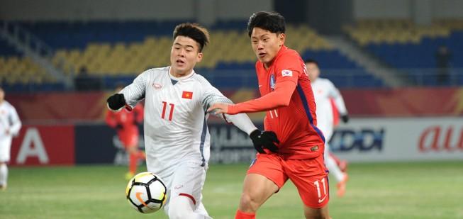 U-23 Việt Nam thua ngược Hàn Quốc: Thua thế là tốt rồi!