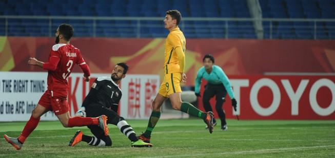 'Tôi muốn ghi nhiều bàn thắng vào lưới U-23 Việt Nam'