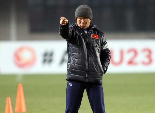 HLV Park Hang-seo nói gì trước trận đấu với Iraq?
